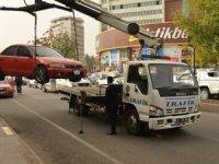 İçişleri Bakanlığı araçların hangi durumlarda çekileceğini videolu paylaşımla anlattı