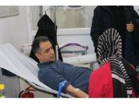 Kaymakam Yüksel, vatandaşlara sağlıklı yaşam için kan bağışı çağrısında bulundu