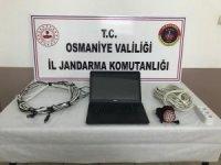 Kaçak kazı yapmak isteyen 3 kişi yakalandı