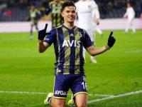 Ziraat Türkiye Kupası: Fenerbahçe: 2 - Kayserispor: 0 (İlk yarı)