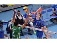 Efeler Ligi: Bursa Büyükşehir Belediyespor: 3 - İnegöl Belediyespor: 1