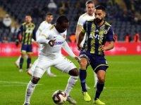 Fenerbahçe 2 golle turladı
