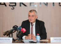 """BAŞKENTGAZ Genel Müdürü Yüksel: """"Bu yıl 600 kilometrelik bir yatırım öngörüyoruz"""""""