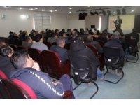 Muradiye'de 'Kadına Yönelik Şiddetle Mücadele' semineri
