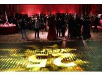 Hintli iş adamının 25. evlilik yıl dönümü için Antalya'da ultra lüks kutlama