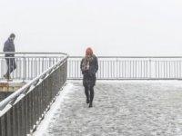 İstanbul'da yarın kar yağışı bekleniyor!