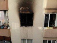 Büyükçekmece'de bir evde patlama meydana geldi