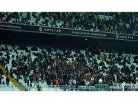 Ziraat Türkiye Kupası: Beşiktaş: 0 - BB Erzurumspor: 1 (Maç devam ediyor)