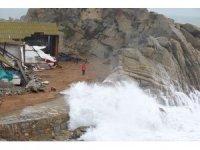 İspanya'daki Gloria Fırtınası'nda  ölenlerin sayısı 8'e yükseldi