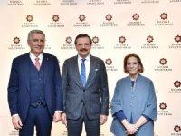 """TOBB Başkanı Rifat Hisarcıklıoğlu: """"81 ilde eğitime 270 milyon dolar yatırım yaptık"""""""