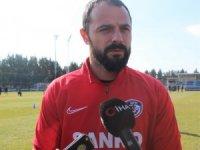 Kaleci Haydar Yılmaz, transfer sürecini anlattı