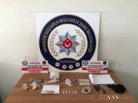Tekirdağ'da uyuşturucu operasyonları