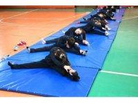 Küçükçekmece'de kış spor okulları başladı