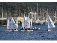 Bodrum'da yelken eğitimleri devam ediyor