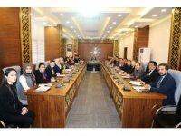 Cizre'de Bağımlılıkla Mücadele İlçe Koordinasyon Kurulu Toplantısı yapıldı