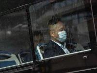 Yeni tip koronavirüs salgını nedeniyle Çin'de Vuhan'ın ardından Icou şehrinde de toplu taşıma durduruldu
