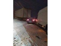 Kütahya'da zincirleme trafik kazası: 4 yaralı