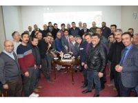 Hizmet - İş Sendikası 42. kuruluş yıldönümünü kutladı