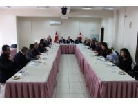 Eskişehir'de Hayat Boyu Öğrenme, Halk Eğitimi Planlama ve İş Birliği Komisyonu toplantısı yapıldı