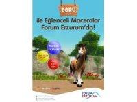 Doru ve Dostlarının Maceraları Forum Erzurum'da çocukları bekliyor