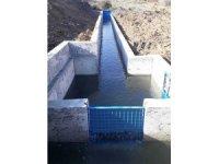 Taşova'da cazibeli sulama sistemi hizmete girdi