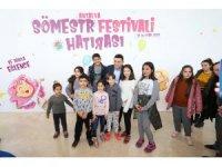 'Antalya Sömestir Festivali' devam ediyor