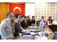 DENİB'de 'Stratejik Rekabetçi İstihbarat Kapsamında' eğitim çalışması