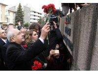 Uğur Mumcu ölümünün 27. yılında evinin önünde anıldı