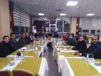Vanlı gazetecilerden istişare toplantısı