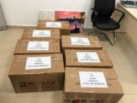 Türkeli'de İdlib yardım kampanyası