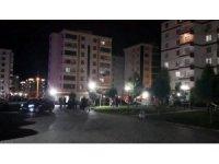 Elazığ'daki deprem Diyarbakır'da paniğe neden oldu
