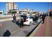 """Antalya'da """"Türkiye Güven Huzur Uygulaması (2020-1)"""""""