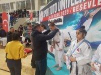 Ümitler Türkiye Judo Şampiyonası'nda dereceye girenler belli oldu