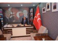 Başkan Karataş'tan taziye mesajı