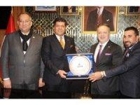 TİM Başkanı İsmail Gülle, Habur Sınır Kapısında incelemelerde bulundu