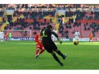 Süper Lig: Kayserispor: 1 - MKE Ankaragücü: 1 (Maç sonucu)