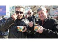 Burhaniye'de Zeytin ve Zeytinyağı Hasat Festivali başladı