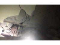Azize, enkazın altından 17 saat sonra böyle kurtarıldı