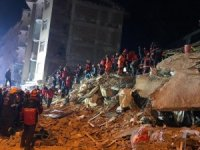 Mardin'den giden kurtarma ekibinin katılımıyla 2 kişi kurtarıldı