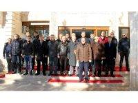 Midyat'ta depremzedelere yardım seferberliği