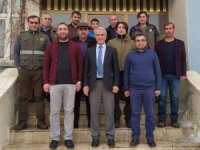 Muş'ta Dkmp personeline ilk yardım eğitimi verildi