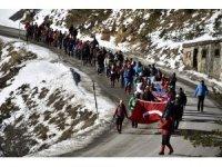 Zigana Dağı'ndaki çığda hayatını kaybeden dağcılar 11. yılında anıldı