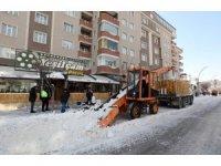 Van'da karla mücadelede 'Amkodor 37' dönemi