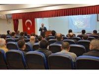 Cezaevinde bağımlılıkla mücadele konferansı