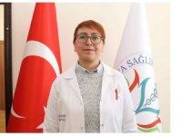 """Prof. Dr. Duygu Perçin Renders: """"Kütahya için Korona virüs enfeksiyonu tehdidi bulunmuyor"""""""