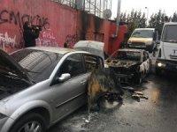 Şişli'de bir hafta içinde 39 aracın lastiği kesildi, 3 araç kundaklandı