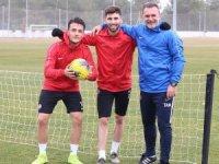 Antalyaspor'da İH Konyaspor hazırlıkları