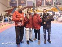 Sudenur Erciyes, Taekwondo Türkiye üçüncüsü oldu