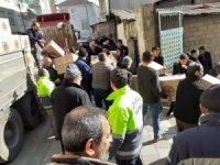 Atakum 'depremzedeler' için kenetlendi