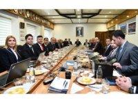 BAKKA Yönetimi KARDEMİR'de toplandı